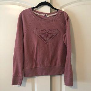 Mauve Roxy Sweatshirt